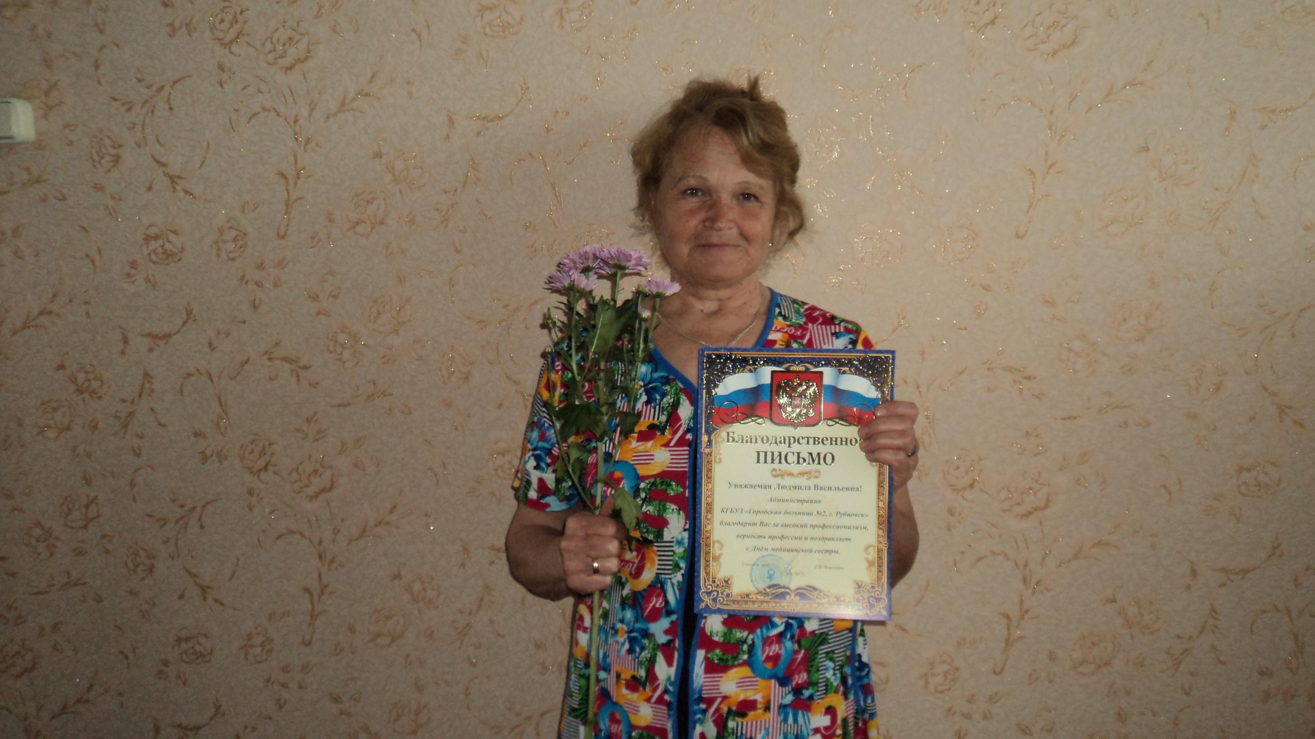 Лобанова Людмила Васильевна