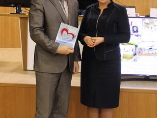 Премия народного признания «Спасибо, доктор!»  вручена коллективу КГБУЗ «Городская больница №2, г. Р
