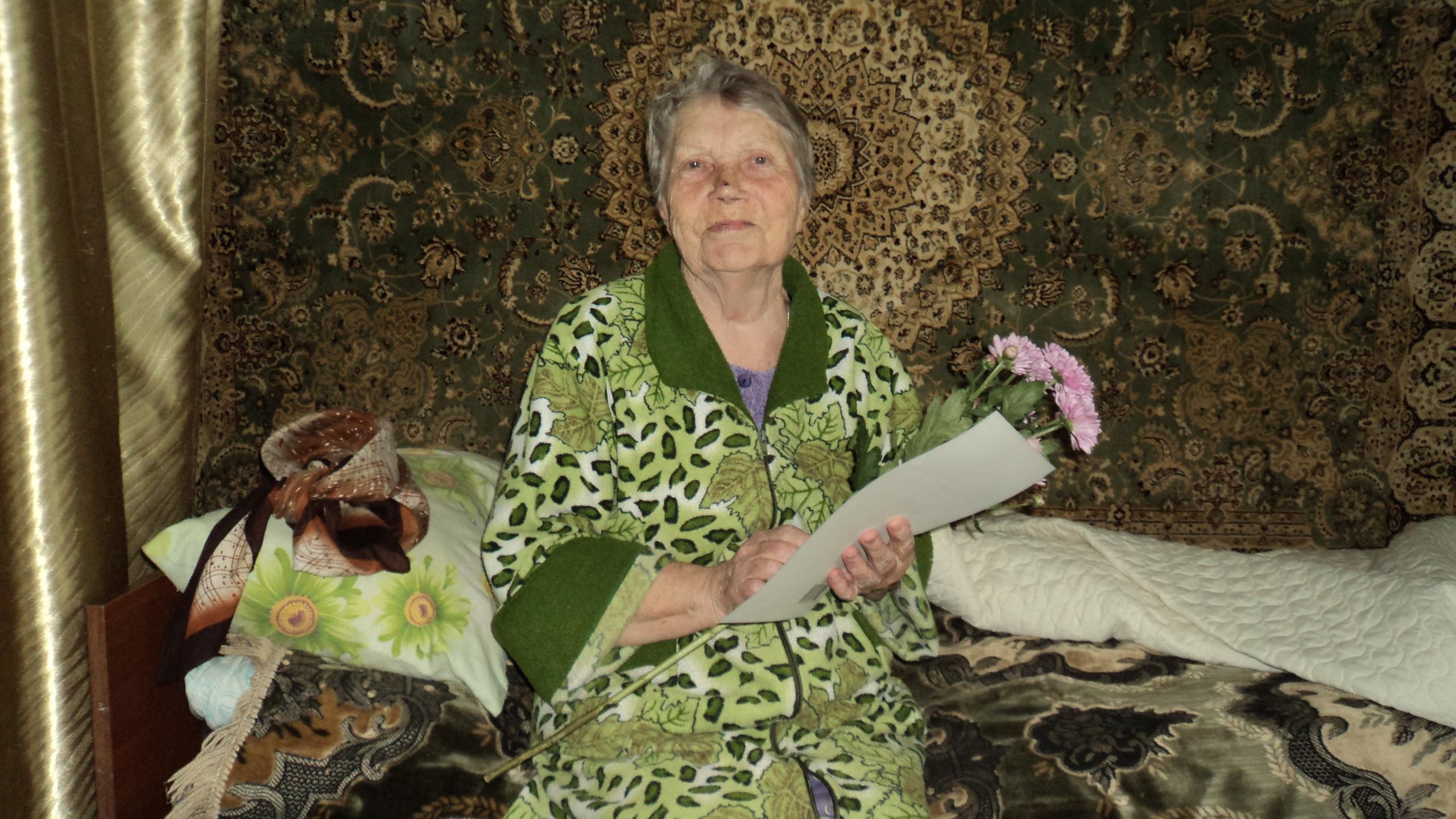 Чепрасова Валентина Андревна