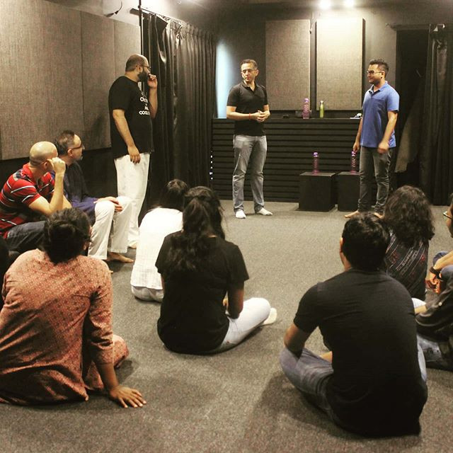 Improv for Performers (A1) at Eastwind Academy Gurgaon
