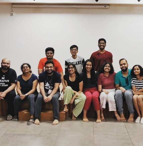 Improv for Performance & Safe Spaces at Ashoka University