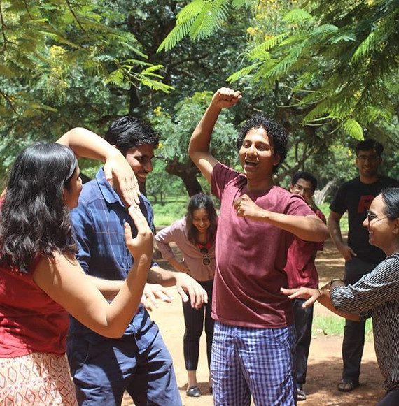 Improv for Wellness Jam with Improv Comedy Bangalore