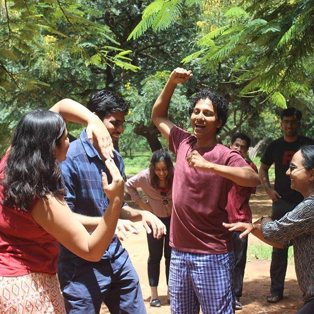 Improv for Wellness Jam with Improv Comedy Bangalore