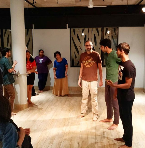 Open-To-All Improv Jam at Blank Canvas, LTG