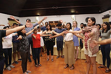 improv theatre for corporates workshop