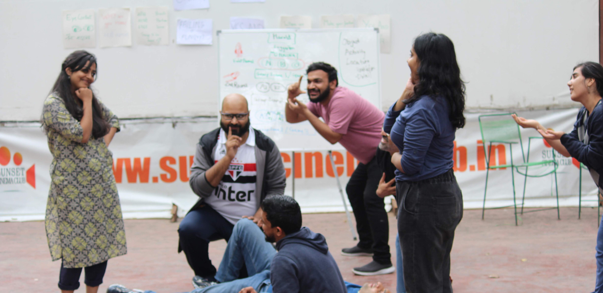 Improv for Performers (A2) at Akshara Theatre