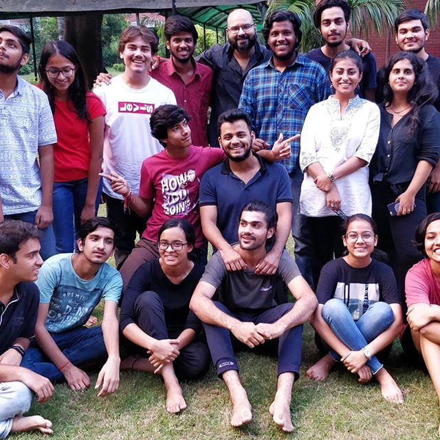 Creating Safe Space Workshop at Ramjas College, Delhi University