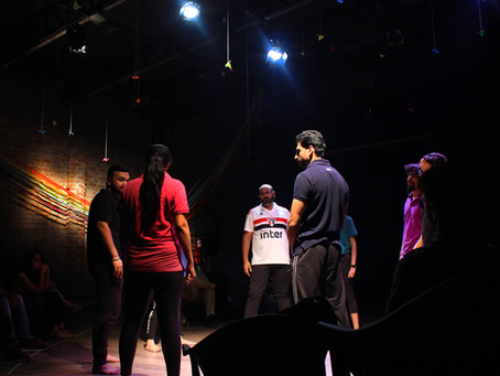 The Hindu: Old World Theatre Festival; Raising Contemporary Issues