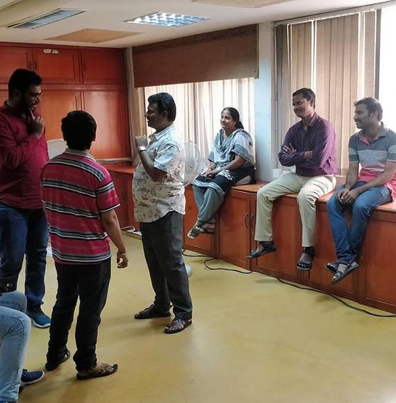 Improv for Wellness at Prakriti Foundation