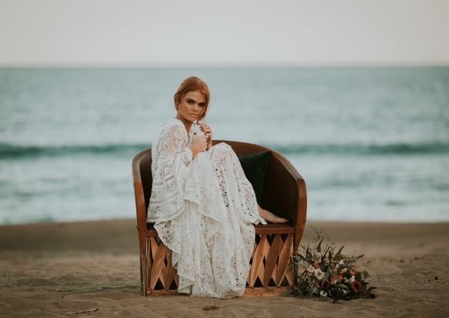 Waipatiki Beach Styled Shoot -Lisa Fishe