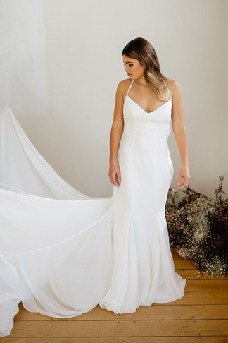Sky Gown