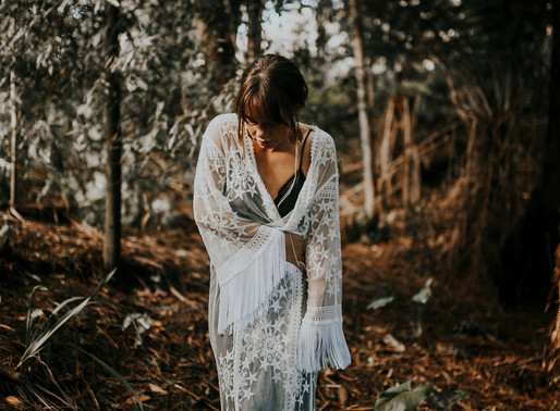 INTO THE WILD STYLED SHOOT