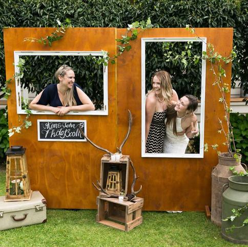 Photobooth Backdrop