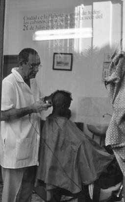 Barber Shop Havana