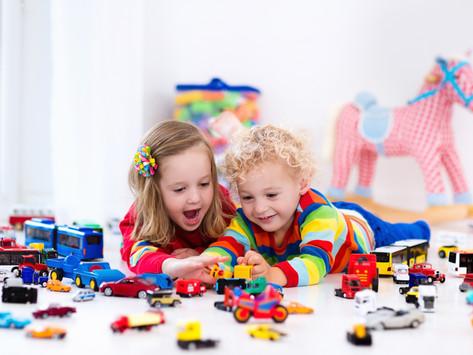 Tid og rom for lek! Refleksjonsspørsmål til webinaret!