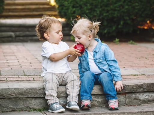 Empati er en del av vår sosiale kompetanse