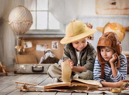 Ta barna med inn i fortellingenes magiske verden!