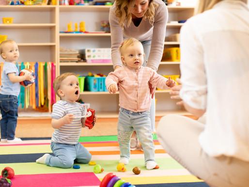 Samarbeid mellom foreldre og barnehage - til barnets beste