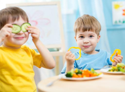 Barnehagens solside - Hverdagsmagi!