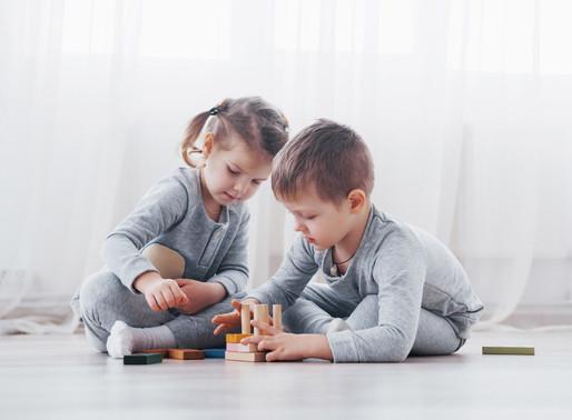 Barndom og familieliv på glansa papir