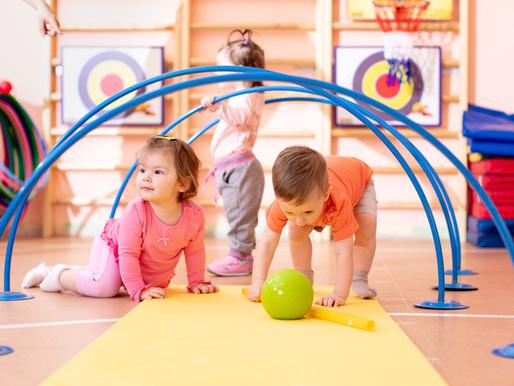 Gode råd i arbeidet med å skape et fysisk miljø tilpasset de yngste barna - Av Eli Kaspersen