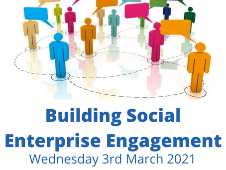 Building Social Enterprise Engagement