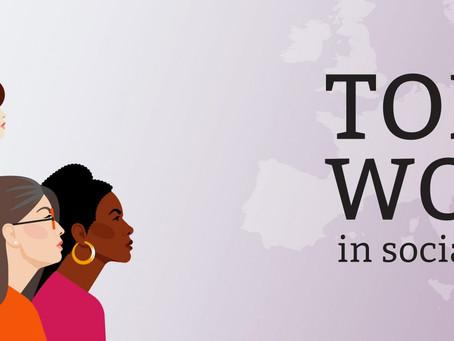 Ten Irish women on Europe's Top 100 Women in Social Enterprise