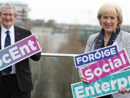 Minister Heather Humphreys announces new Social Enterprise Module for young people