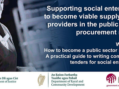 Procurement Training Webinars for The Social Enterprise Sector