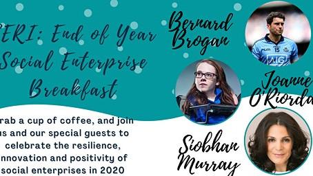 SERI: End of Year Social Enterprise Breakfast