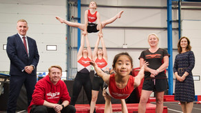 Funding:  Community Finance Ireland has launched a £5 million fund aimed at sports clubs throughout