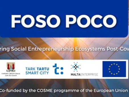 Free Workshop: 'Fostering Social Entrepreneurship Ecosystems Post-Covid-19'