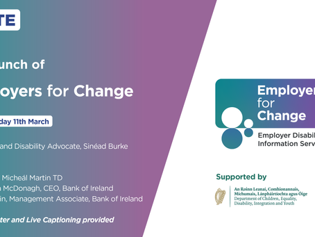 Launch of Employers for Change