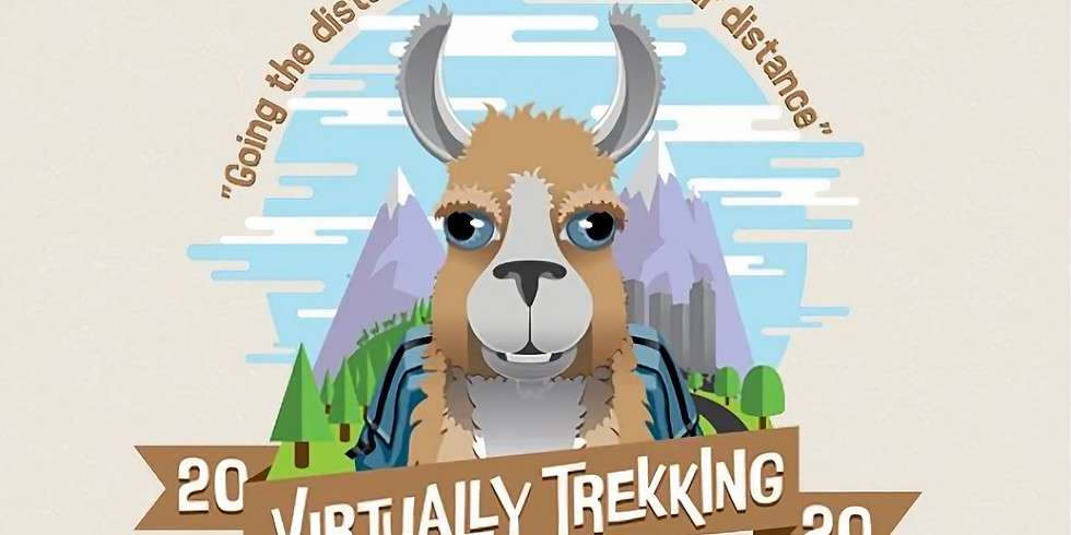 Llama Trek - Fundraiser for Southeast Llama Rescue ~ $45/pp