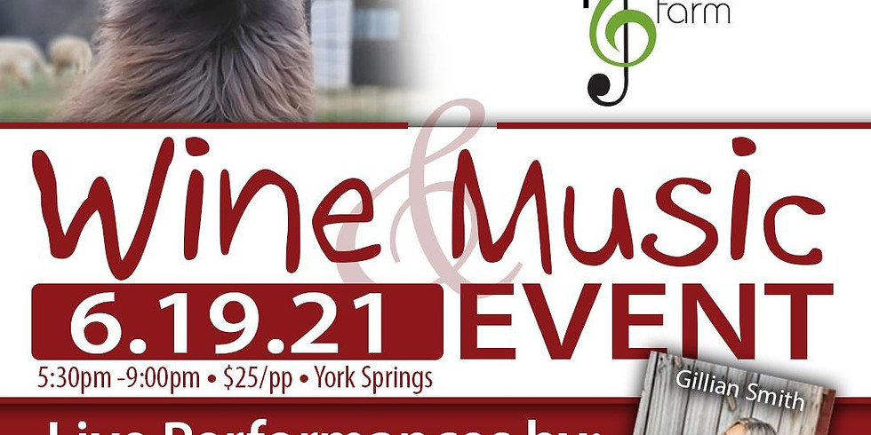 Wine and Music Event
