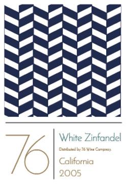 White Zinfandel Front