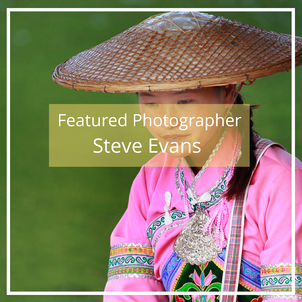 Steve Evans: Featured Photographer