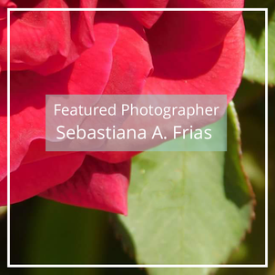 Sebastiana A. Frias: Featured Photographer