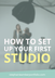 How To Set Up Your First Photography Studio