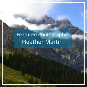 Heather Martin: Featured Photographer