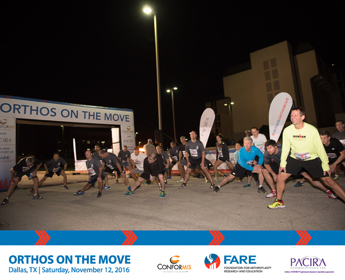 Orthos On The Move 5K