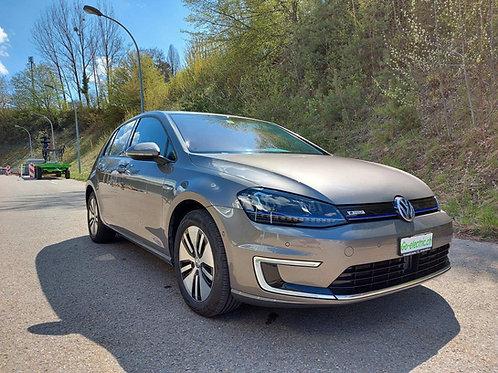 VW e-Golf, 06.2016, 54700 km