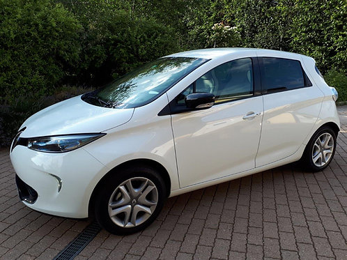 Renault Zoé ZEN d'avril 2018, batterie 41 kWh !!