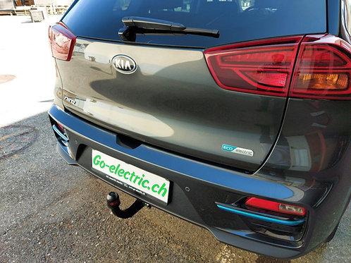 KIA e-Niro MY21 64 kWh 204 PS Toutes options avec attelage KIA, 20 km