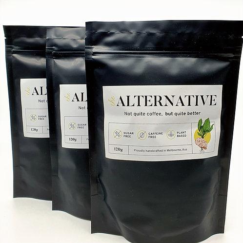 3 x The Alternative