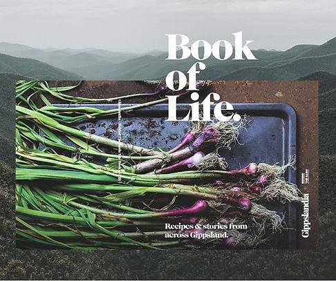 TA-DAAAAA! The Book of Life by Gippslandia _gippslandia with the Gippsland community! Taki