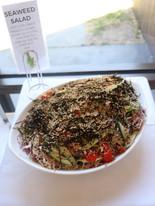 Mettle + Grace NBRI Lunch Seaweed Salad.