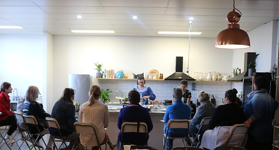 Mettle + Grace Cooking Demonstration