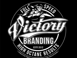 FULL SPEED Victory Branding