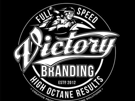 FULL SPEED Victory Branding